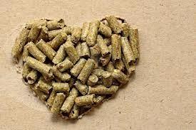 Heart Of Wood Pellets