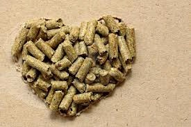 Heart Of Wood Pellets